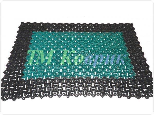 Резиновые коврики для пола