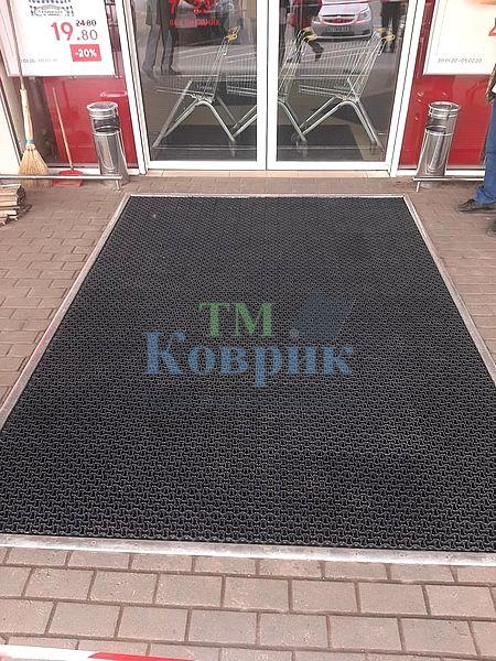 грязезащитное покрытие для входа из пвх украина